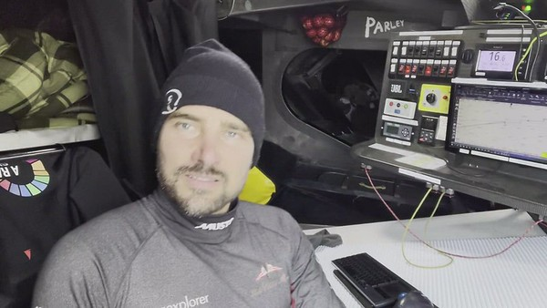 Day 2 – 16:30pm – Strong weather approaching – Vendée Globe 2020