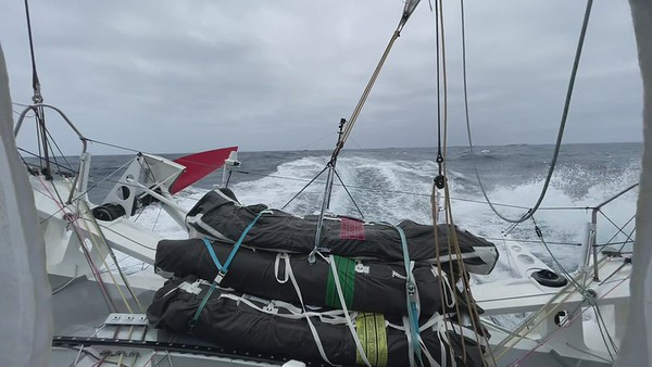 Day 21 - Best 1st Sunday in advent wishes from Boris from Southern Ocean - German