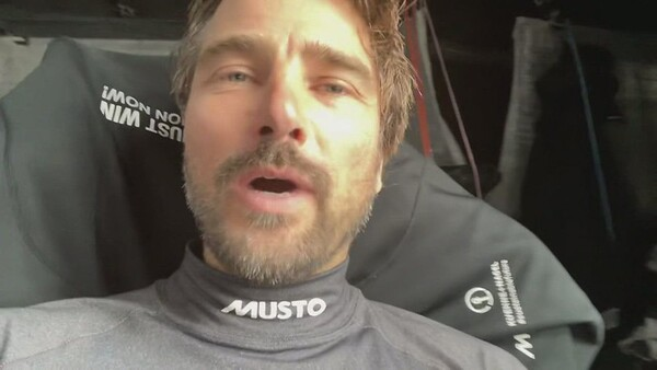 Day 4 – 13:30pm – Update from Boris – Back to a wild ride – Vendée Globe 2020