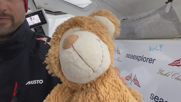 Day 48 - Learn about the Vendée Globe route with Alphonso!
