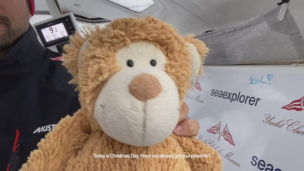 Day 48 - Learn about the Vendée Globe route with Alphonso! with subtitles