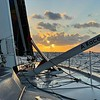 Day 6 - 8pm - Champagne Sailing Vendee Globe