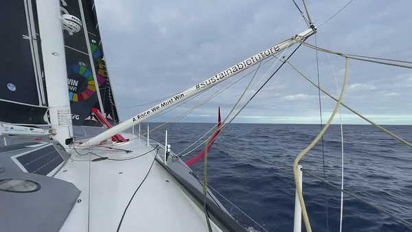 Day 75 - Vibes onboard and an update on the coming days