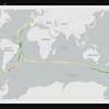 Vendée Globe Scientific Data Analysis