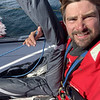 Race photo production Vendee Globe 2020