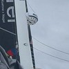 Day 58 - Rip in mainsail in 30 - 40 knots of wind