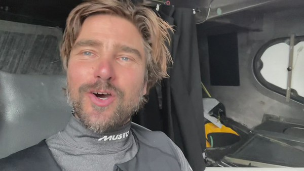Day 80 - Last day at the VENDÉE GLOBE!!!