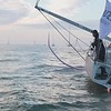 Boris Herrmann and Seaexplorer Yacht Club de Monaco on the 2020/2021 Vendée Globe start. - Video hardcuts part 2