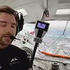 Day 70 - Interview with Vendée Globe - French