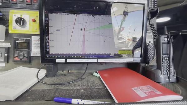 Day 18 – 14:40 – Weather strategy onboard Seaexplorer – Yacht Club de Monaco