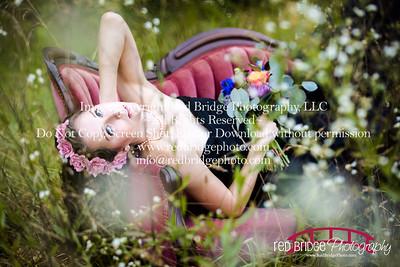 Alexandra, Cedar Grove Acres & The English Garden : Creedmoor, NC