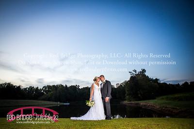 Anna & Brandon : Roxboro, NC