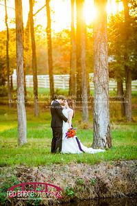 Katlyn & John : Bennett Bunn Plantation - Zebulon, NC