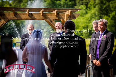 Summer-wedding-photography-of-Sarah-and-David-at-Bennett-Bunn-Plantation-with-bride-arriving-on-a-horse-42