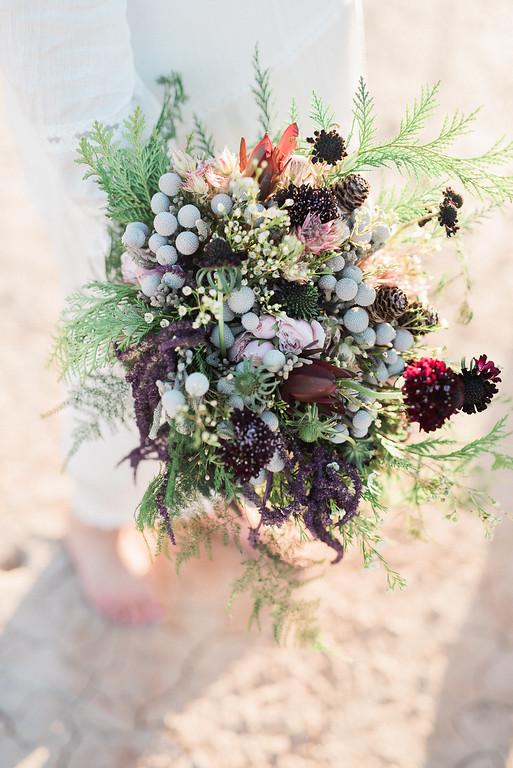 Kristen Kay Photography Las Vegas Dry Lake Bed Elopement-Luzs Blooms-XOXO Jamelle-36