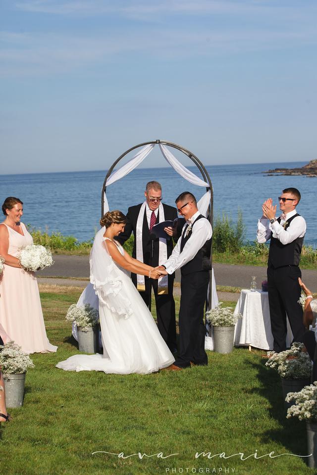 Ava Marie Photography, Union Bluff Meeting House wedding, York ME-069-2