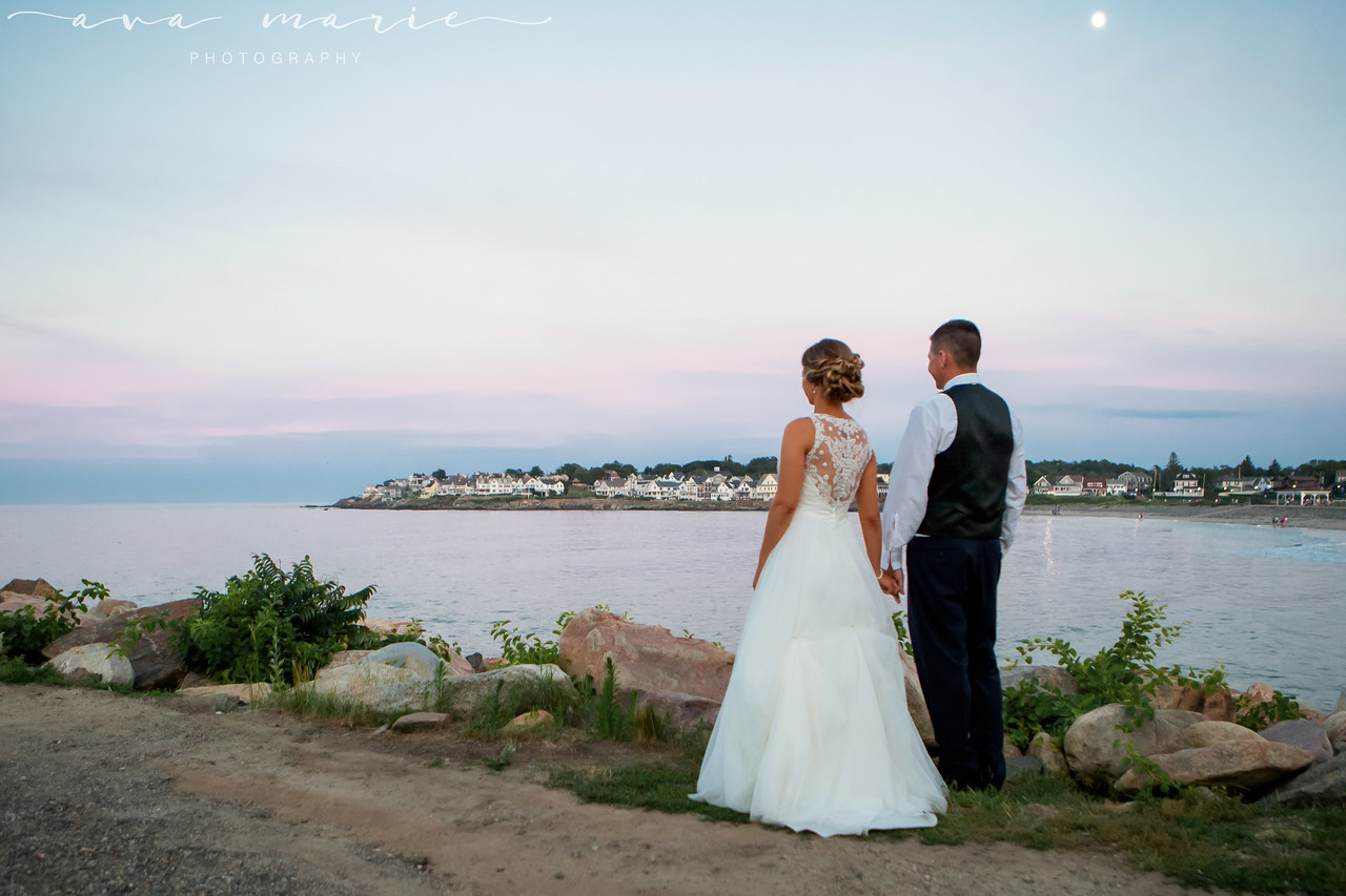 Ava Marie Photography, Union Bluff Meeting House wedding, York ME-106-3