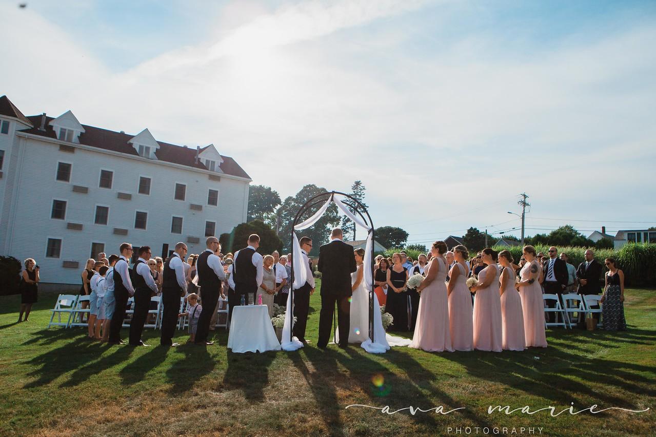 Ava Marie Photography, Union Bluff Meeting House wedding, York ME-058-2