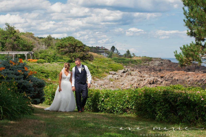Ava Marie Photography, Union Bluff Meeting House wedding, York ME-021-2