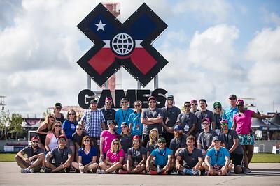 summer X Games Vendors
