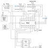 ELC (Extra Label Head) DC Wiring Diagram