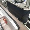 Standard Wrap Remaining on Machine - Worn Belt (3 -4 Yrs old) 02