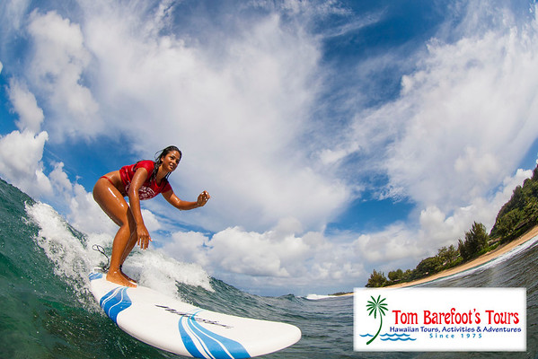 Aloha Surf Lesson
