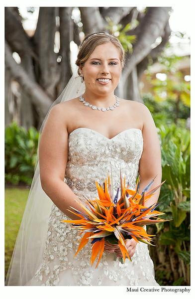 Marriot Wailea Beach Wedding