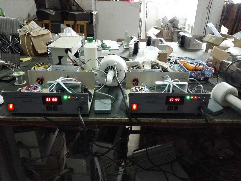 two set machine
