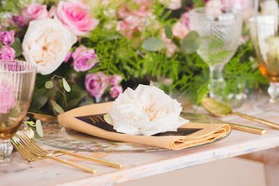 Styled tablescapes