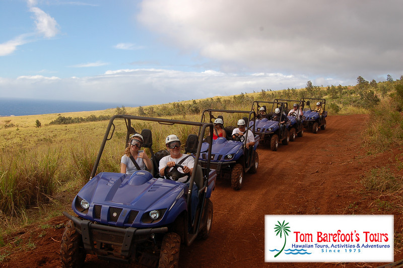 """<a title=""""Make a reservation for Kahoma Ranch Tours, Waterslide and ATV Tour with Tom Barefoot's Tours"""" href=""""http://www.tombarefootshawaiitoursactivities.com/product.php?id=3815"""">Kahoma Ranch Tours, Waterslide and ATV Tour</a>"""