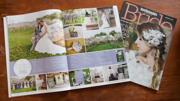 NH Magazine BRIDE