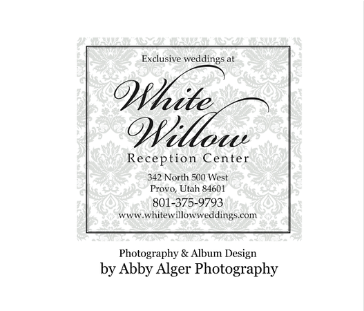 White Willow Album 01 Title Page