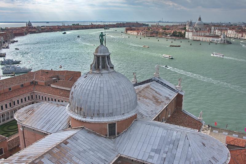 Blick von San Giorgio Maggiore