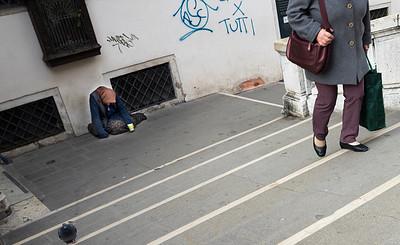 Italie, Venetie, november 2015, foto: Katrien Mulder