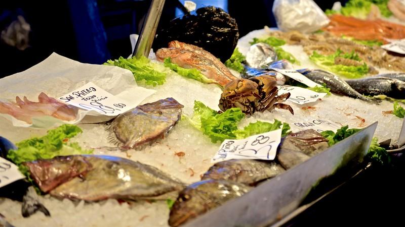 Fish Market, Venezia, Italy