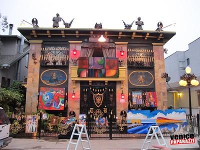 Brian Mylius Art Show at El Bordello Alexandria. El Bordello Alexandia 20 Westminster Ave.  Thanks Milton for the following pic.