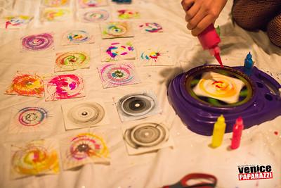 12.17.15 Venice Art Crawl.  www.VeniceArtCrawl.com.  Photo by www.VenicePaparazzi.com