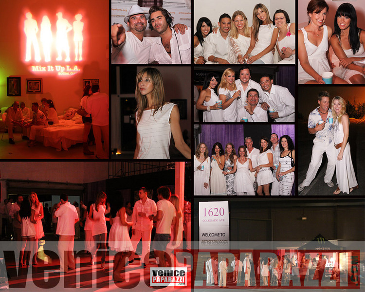 mix it up white party