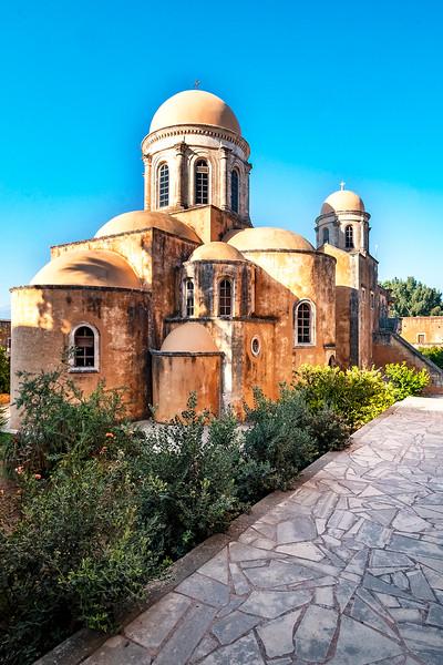 Monastery Agia Triada 5561 sml