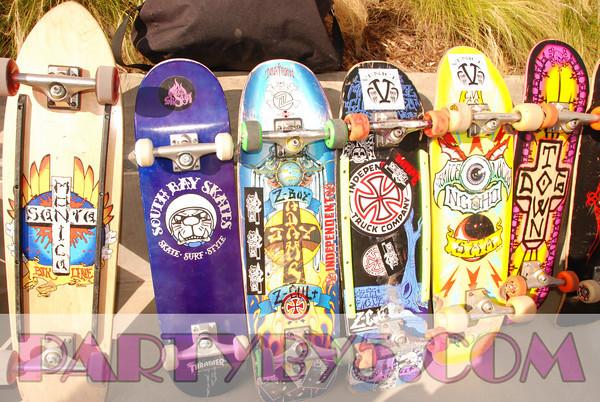 Skateboard park Grand Opening