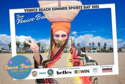 Venice Beach Summer Sports Day - Team Venice Beach