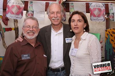 David Moring, Stephen Fiske and Catherine