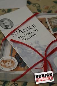 3  Raffle Prizes  Venice Historical Society