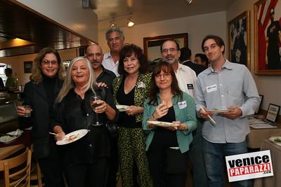 1   Helen and Dr  Garber Jeffrey Solomon, Miriam, Ailene, Kathy Leonardo, Michael and Jesse from the Farmacy