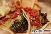 Yummy... Casalinda's carne asada taco