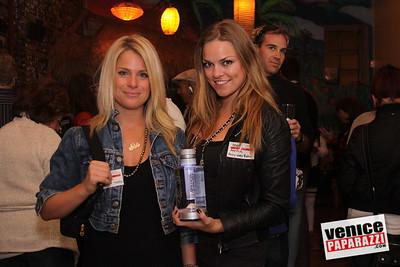 Miriam and Anina of Heavy Water Vodka