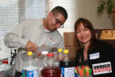 9   Kathy Leonardo (right)