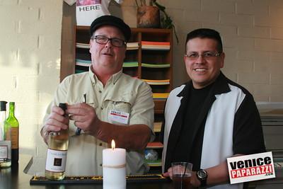 5   Rotary Members Tom Ryan and Alex Rosales