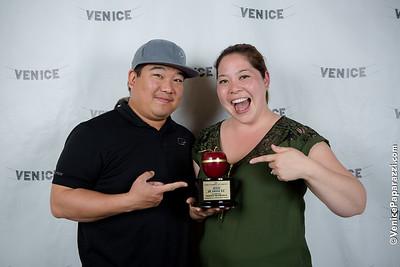 2017 VENICE WAVE AWARDS.  Venice, California.  Photo by VenicePaparazzi.com
